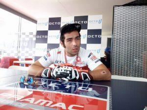"""MotoGP: Danilo Petrucci, """"In vacanza con Rossi abbiamo parlato sempre di moto"""""""