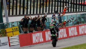 Superbike Misano, Gara 2: Trionfo per Jonathan Rea