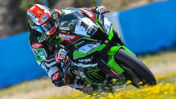Superbike Test Jerez: Kawasaki impegnata in due giorni di lavoro
