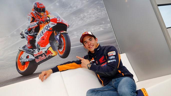 """MotoGP: Marquez Honda, il """"matrimonio"""" continua"""