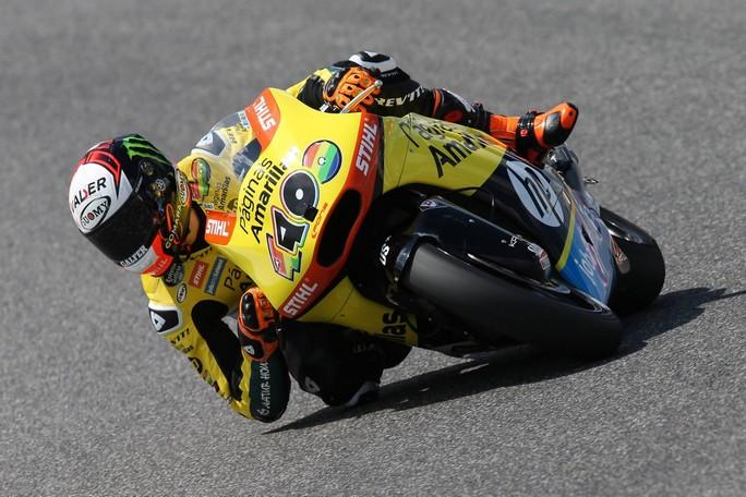 Moto2 Barcellona, Prove Libere 3: Rins davanti a Zarco e Lowes
