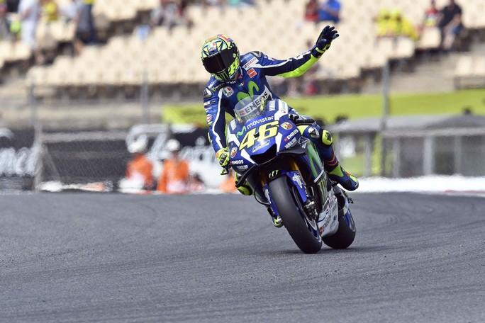 """MotoGP Barcellona: Valentino Rossi, """"Il nuovo layout della pista ci penalizza"""""""