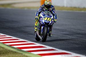 MotoGP Barcellona, Warm Up: Rossi è il migliore, Iannone è terzo
