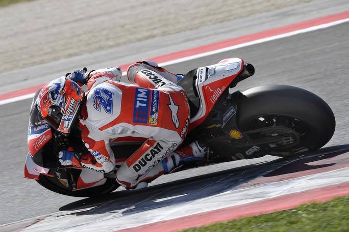 "MotoGP Misano: Casey Stoner, ""Test molto positivo"""