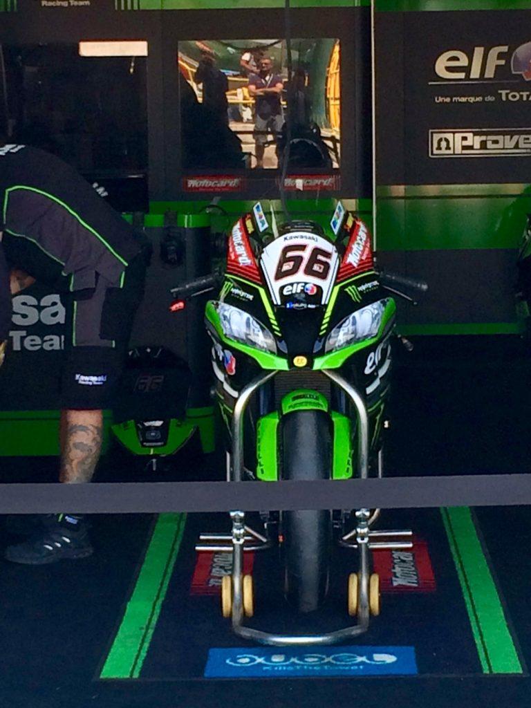 Superbike, Test Misano: Tom Sykes è il più veloce
