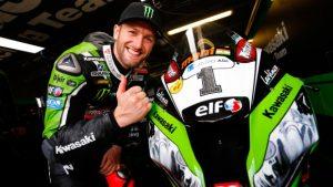 Superbike Donington: Tom Sykes e la Kawasaki celebrano la doppietta