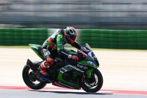 Superbike Misano, Tissot-Superpole: Per Tom Sykes ancora pole e record
