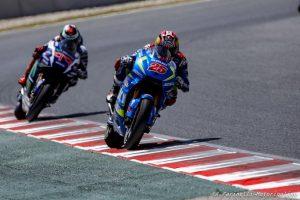 """MotoGP: Suzuki, Vinales ad Assen con il nuovo telaio, Aleix Espargarò con lo """"standard"""""""