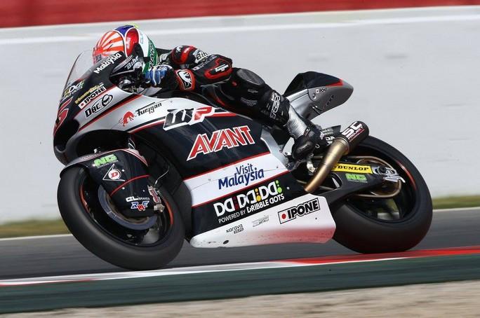Moto2 Barcellona: Zarco bissa il Mugello, sul podio Rins e Nakagami