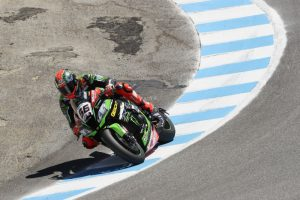 Superbike Laguna Seca, Tissot-Superpole: Tom Sykes non lascia scampo e ne fa sette