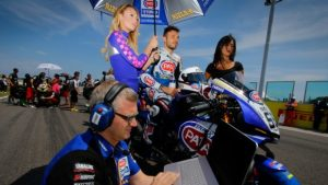 Superbike Laguna Seca: Niccolò Canepa scenderà di nuovo in pista al posto di Guintoli