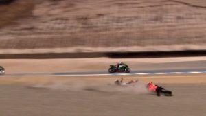 Superbike Laguna Seca, Gara 1: grande delusione in casa Ducati