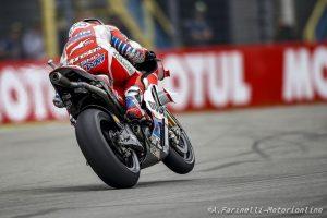 """MotoGP: Andrea Dovizioso, """"Al Sachsenring con un punto interrogativo"""""""