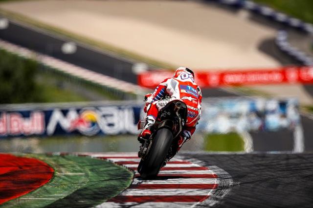 """MotoGP Test Austria: Andrea Dovizioso """"Questa pista esalta la Desmo16, in gara saremo davvero molto competitivi"""""""