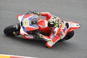 """MotoGP Sachsenring: Andrea Iannone, """"La curva 11 mette paura, ma sono comunque veloce"""""""