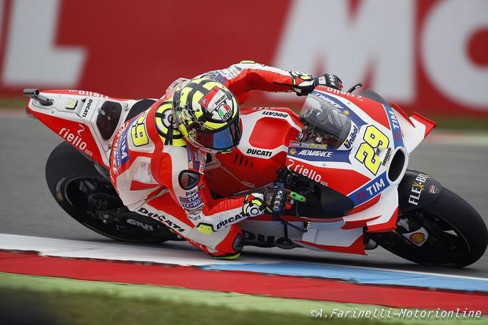 "MotoGP: Andrea Iannone, ""Vado al Sachsenring fiducioso"""