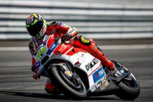 """MotoGP Test Austria: Andrea Iannone """"Test molto positivo e ieri ho anche provato il nuovo telaio"""""""