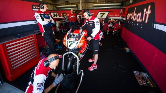 Superbike: Ernesto Marinelli sulla stagione Ducati