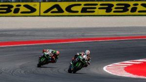 Superbike Laguna Seca: Rea e Sykes arrivano in California da leader