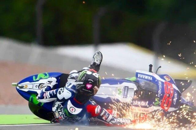 """MotoGP Sachsenring: Jorge Lorenzo """"Non ho grip, c'è tanto da fare, ma ancora non sappiamo dove intervenire"""""""