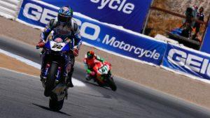 Superbike Laguna Seca, FP1: Alex Lowes al top