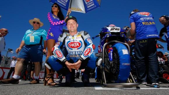 Superbike Laguna Seca, Gara 1: Alex Lowes chiude al quinto posto