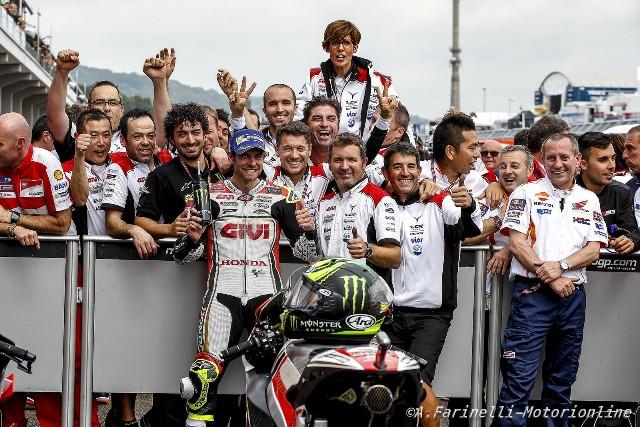 """MotoGP: Lucio Cecchinello """"Solo chi continua a credere nei sogni raggiunge l'obiettivo"""""""