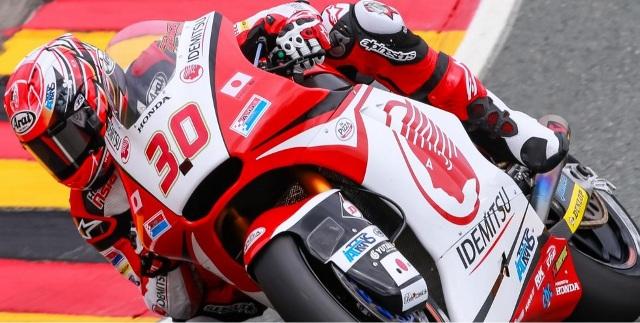 Moto2 Sachsenring, Prove Libere 2: Nakagami nei secondi finali beffa Morbidelli
