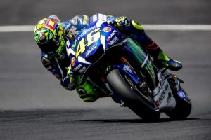 """MotoGP Test Austria: Valentino Rossi """"Pista dura per la Yamaha e sulla sicurezza mi dicono che non si può far nulla"""""""