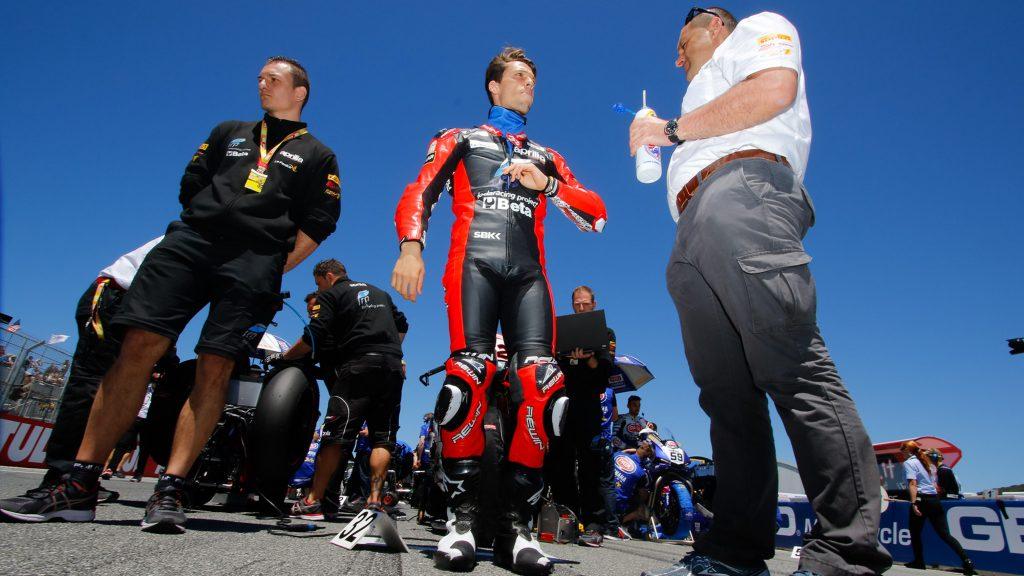 Superbike Laguna Seca, Gara 2: Giornata da dimenticare per Iodaracing