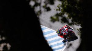 Superbike Laguna Seca, Prove Libere: Ottavo crono per Savadori