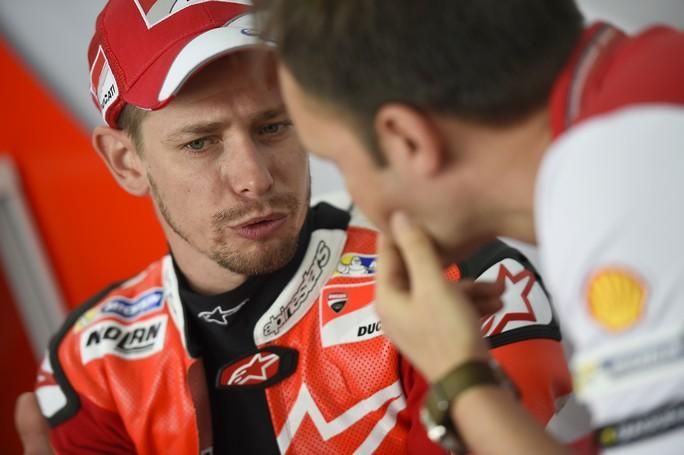 """MotoGP: Casey Stoner, """"Austria pista pericolosa"""""""