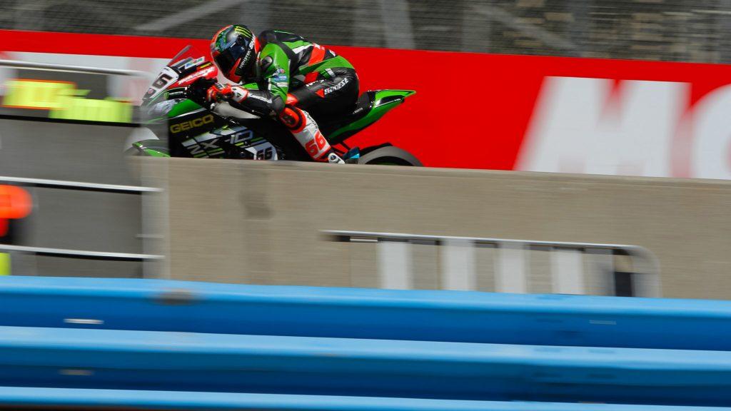 Superbike Laguna Seca, Gara 2: Prova di forza di Tom Sykes