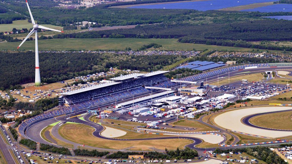 Superbike: Test in corso al Lausitzring