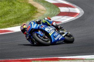 """MotoGP Test Austria: Maverick Vinales """"Bella pista ma in diverse curve i muri sono troppo vicini"""""""