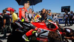 Superbike Laguna Seca, Gara 2: Ottimo quarto posto per Xavi Fores