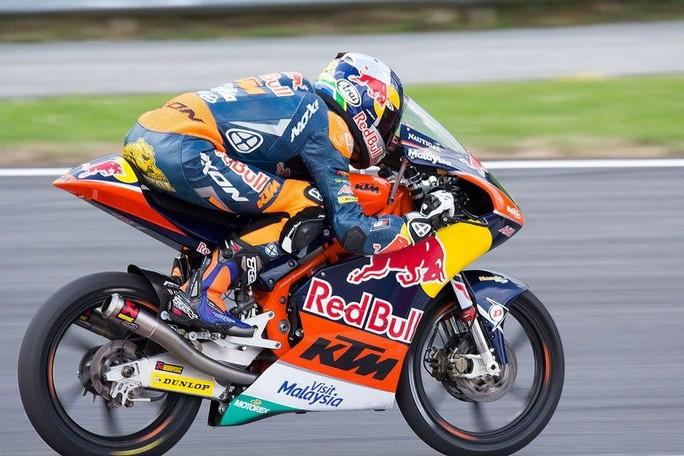 Moto3 Red Bull Ring, Prove Libere 1: Binder è il più veloce, Migno è quarto