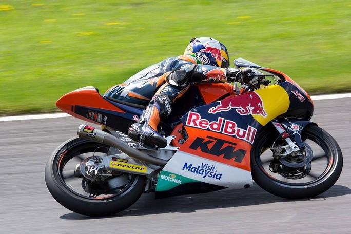 Moto3 Red Bull Ring, FP2: Binder si conferma al comando, Bastianini è secondo