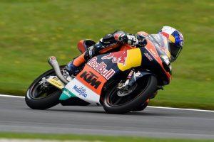 Moto3 Red Bull Ring, FP3: Binder ancora al Top, Bulega è sesto