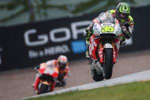 MotoGP Brno: Crutchlow nella storia, Rossi e Marquez sul podio