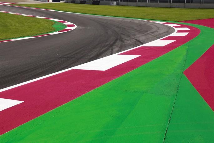 MotoGP: La curva 10 del Red Bull Ring cambiata per motivi di sicurezza
