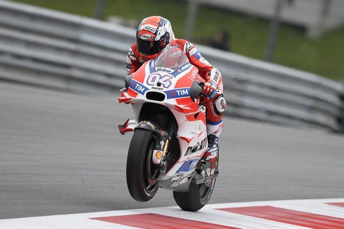 """MotoGP Red Bull Ring: Andrea Dovizioso, """"Siamo veloci ma rimangono dei punti interrogativi"""""""