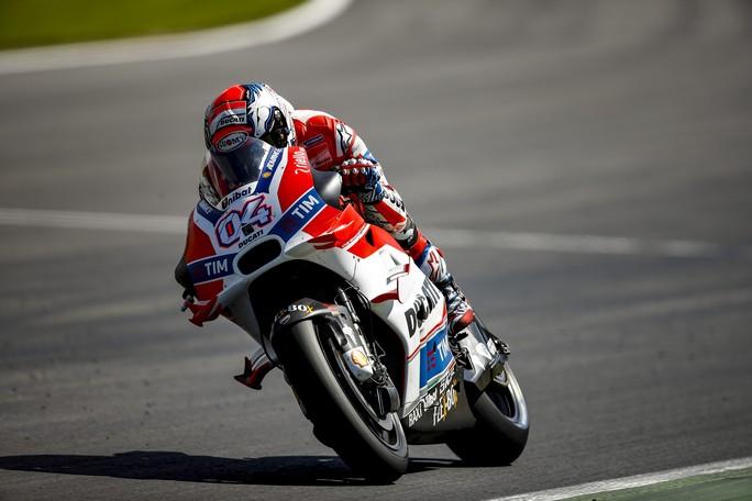 """MotoGP: Andrea Dovizioso, """"In Austria possiamo essere veloci"""""""