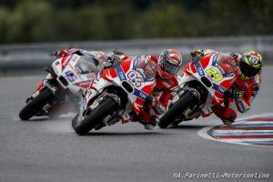 """MotoGP: Andrea Dovizioso, """"Silverstone è una delle mie piste preferite"""""""