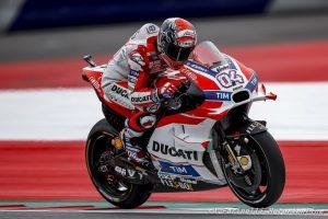 """MotoGP Red Bull Ring: Andrea Dovizioso, """"In gara tutto è possibile, anche tre italiani sul podio"""""""