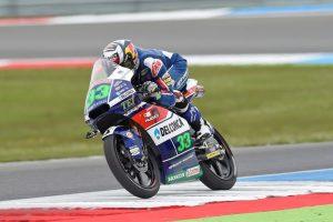 Moto3: Bastianini e Di Giannantonio carichi a molla in vista del gran premio d'Austria