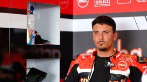 Superbike: Davide Giugliano si concentra sul Lausizring