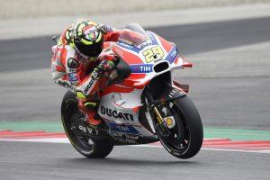 """MotoGP Red Bull Ring: Andrea Iannone, """"E' arrivato il momento di raccogliere quello che abbiamo seminato"""""""