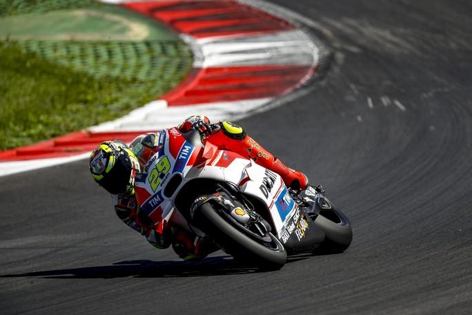 """MotoGP: Andrea Iannone, """"Il Red Bull Ring si adatta alla Ducati"""""""