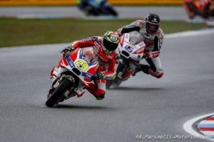 """MotoGP: Andrea Iannone, """"La Desmosedici GP può essere competitiva anche a Silverstone"""""""